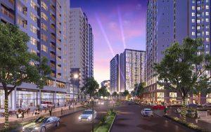Khi mua chung cư tại quận Bình Tân - Cân bằng nhịp sống tại khu đô thị Akari City